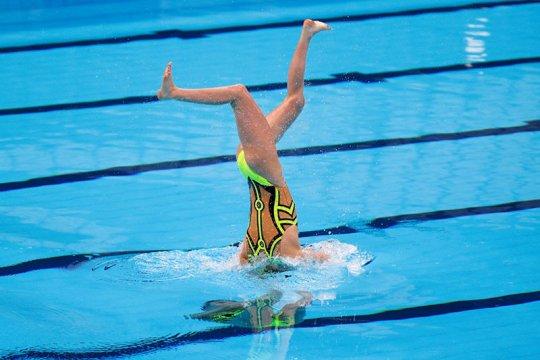 Kualifikasi Olimpiade untuk selam dan renang artistik dilanjutkan