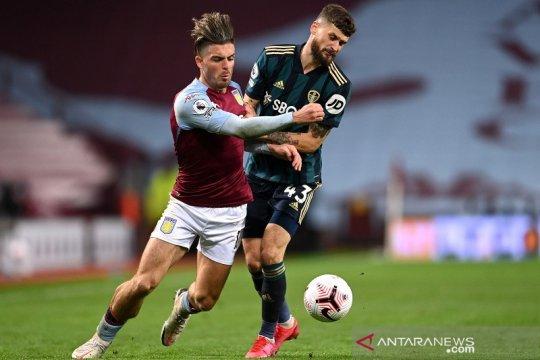 Klasemen Liga Inggris setelah Leeds hentikan tren sempurna Aston Villa