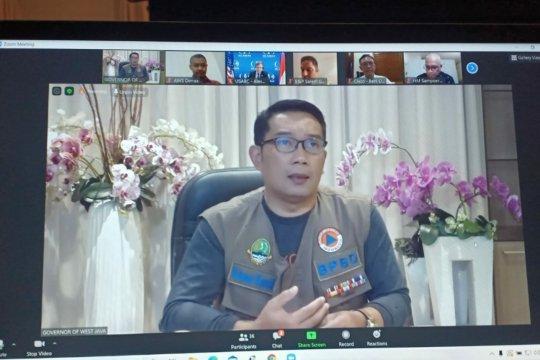 "Ridwan Kamil paparkan potensi ekonomi  Jabar di ""US-ASEAN Business"""
