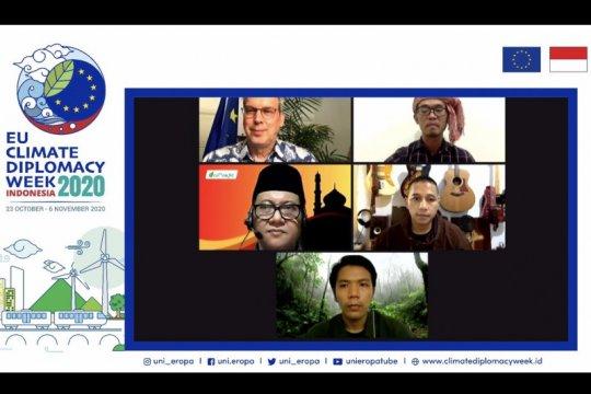 Indonesia diajak atasi krisis iklim lewat Pekan Diplomasi Iklim UE