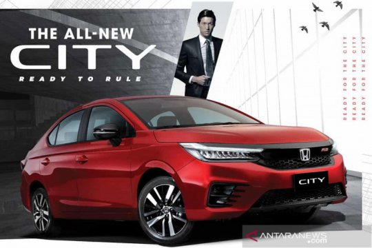 All New Honda City generasi 5 meluncur di Filipina
