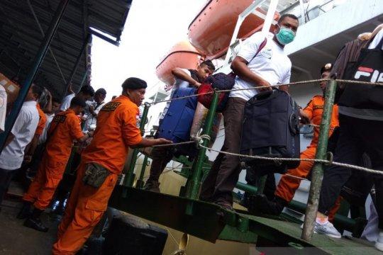 22 orang kru Kapal Sabuk Nusantara 83 tertular COVID-19