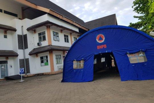 RSUD Soedarso dirikan tenda darurat antisipasi peningkatan pasien