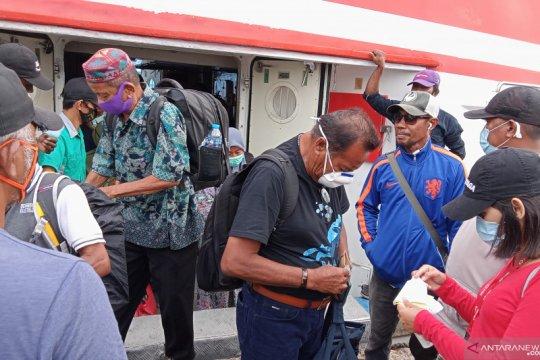Satgas COVID-19 Sorong pergoki penumpang dari Raja Ampat tanpa izin
