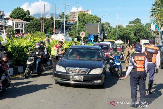 Bupati Bogor batasi wisatawan ke Puncak saat libur cuti Maulid Nabi