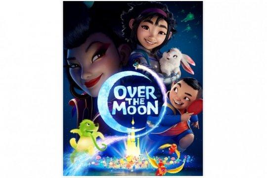 """""""Over the Moon"""", film animasi keluarga untuk akhir pekan"""