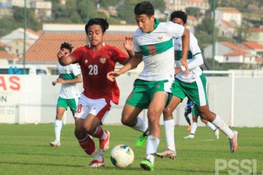 Latihan tiga kali sehari, progres fisik timnas U-19 makin positif