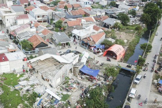 BPBD DKI imbau warga waspadai fenomena awal La Nina dan MJO