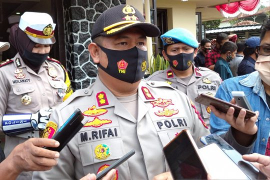 Polres Cianjur proses hukum pendaki berfoto bugil