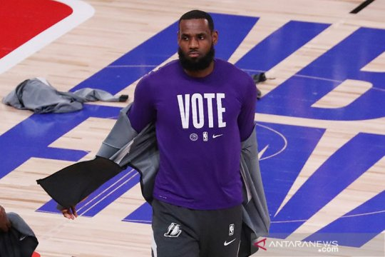 LeBron James 'bully' habis-habisan Donald Trump