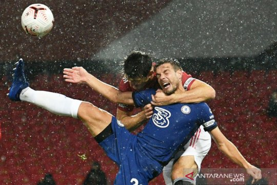 United vs Chelsea berakhir tanpa gol