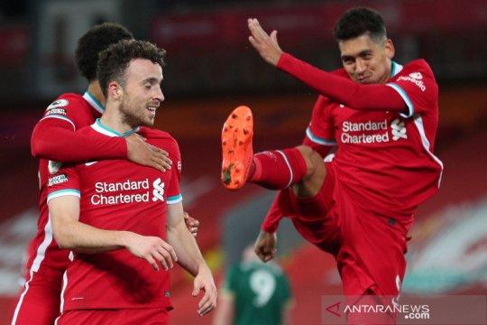 Liverpool menang 2-1 atas Sheffield United