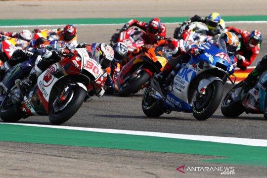 Langkah pencegahan COVID-19 Spanyol tak pengaruhi MotoGP Valencia