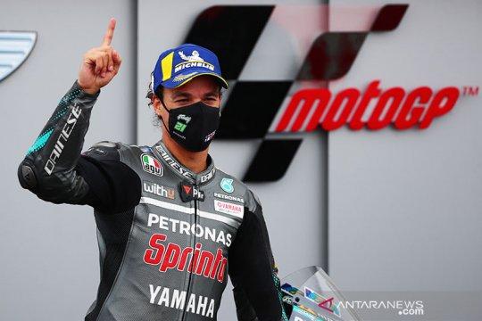 Morbidelli kalahkan duet Suzuki untuk juarai Grand Prix Teruel