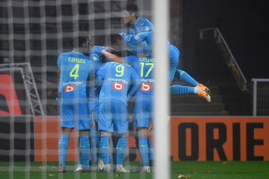 Gol semata wayang Leonardo Balerdi antar Marseille atasi Lorient