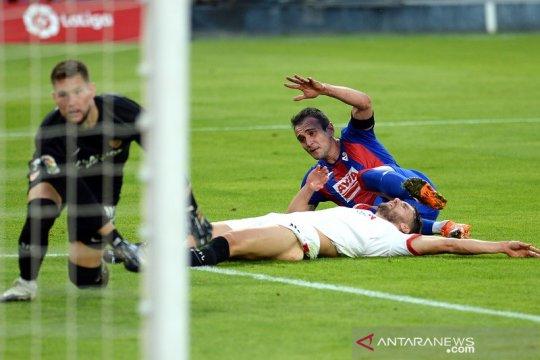 Sevilla telan dua kekalahan beruntun saat dipecundangi Eibar