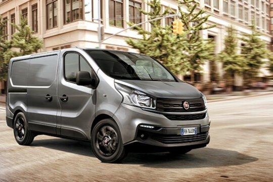 Renault akan akhiri kolaborasi produksi van Fiat Talento