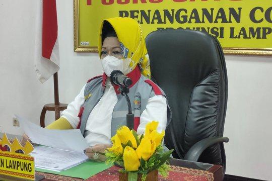 Dinkes: Kasus COVID-19 di Lampung bertambah 50 orang