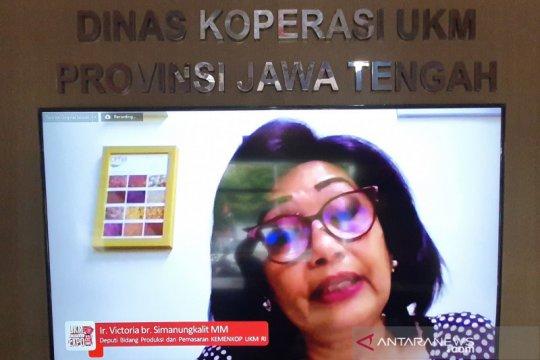 Pemerintah apresiasi UKM Virtual Expo 2020