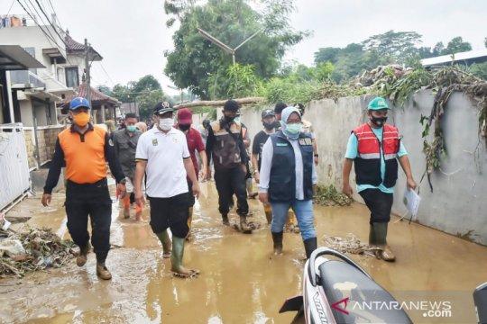 22.000 jiwa terdampak banjir di Gunungputri-Bogor, sebut BPBD