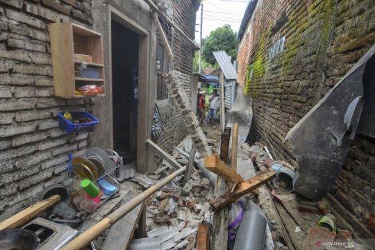 Kemarin gempa landa Pangandaran, 22 ribu warga Bogor terdampak banjir