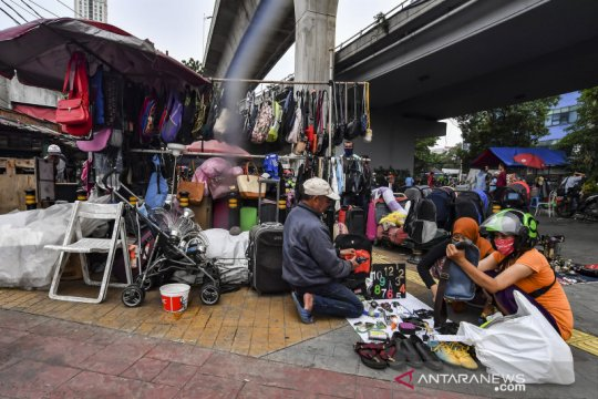 PSBB transisi Jakarta kembali diperpanjang