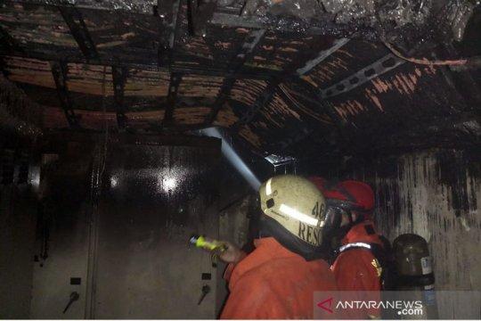 Pasaraya Manggarai Jakarta Selatan kebakaran