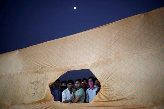 Kasus COVID-19 India akan lewati angka 8 juta