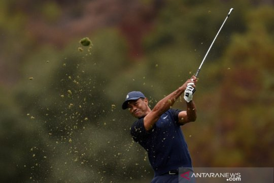 "Seremoni ""Hall of Fame"" Tiger Woods ditunda hingga 2022 karena pandemi"