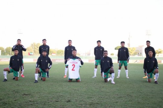Bima Sakti panggil 26 pemain untuk TC timnas U-16 di Sleman