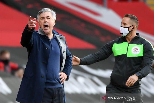 Southampton vs Everton : Ancelotti rasakan kekalahan pertama musim ini