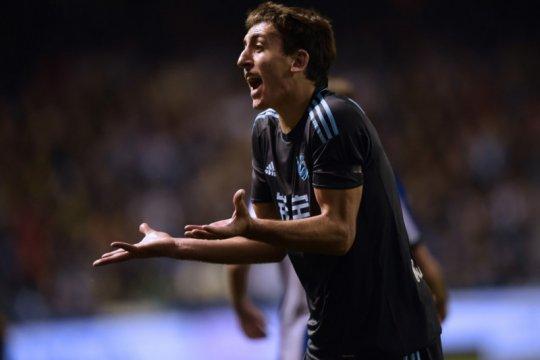Sociedad ke puncak klasemen Liga Spanyol setelah gunduli Huesca 4-1