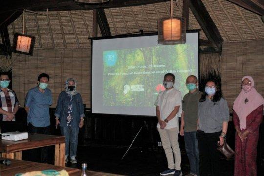 Taman Nasional Bali Barat uji penggunaan AI untuk pengawasan hutan