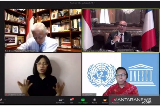 Indonesia dorong percepatan reformasi UNESCO