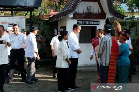 "Presiden Jokowi dijadwalkan tinjau ""food estate"" di Humbahas"