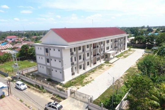 Dukung PON Papua 2021, Kementerian PUPR bangun 15 menara rusun