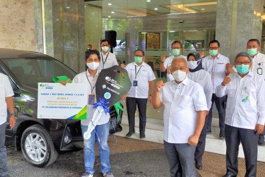 BPJAMSOSTEK minta seluruh perusahaan tiru kepatuhan Pelindo III