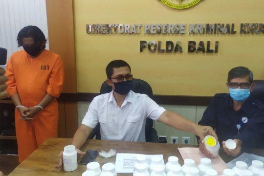 Pengedar 37 produk obat ilegal diancam pidana 15 tahun penjara