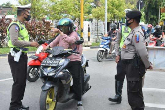 Operasi Zebra, Polisi incar pengguna helm SNI palsu