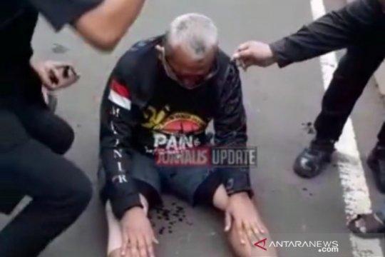 Polisi tangkap dua pelaku begal perwira Marinir di Jakarta Pusat