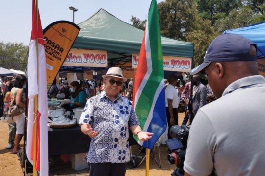 Pasar Indonesia populerkan kuliner Nusantara di Afrika Selatan