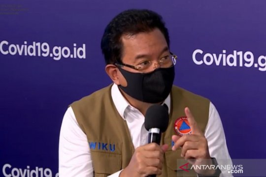 Harus waspada, Satgas COVID-19: Pandemi tak mengenal kata libur