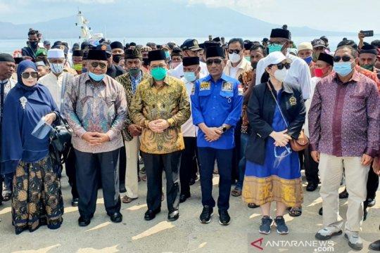Pembangunan pendidikan di Indonesia timur didukung FPAN MPR