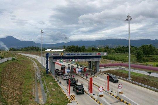 Libur panjang, Hutama Karya prediksi trafik Tol Trans Sumatera naik