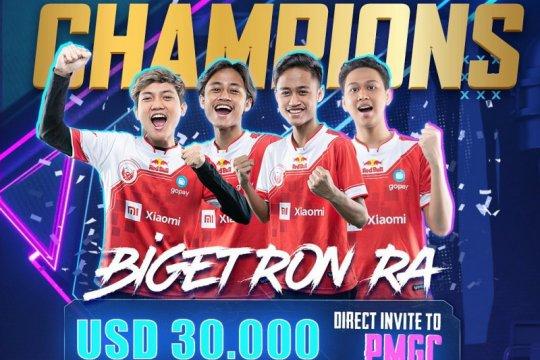 PMPL Finals Season 2 nobatkan Bigetron sebagai juara Asia Tenggara