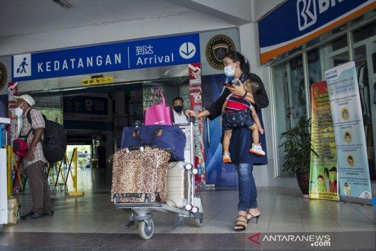 Akses perjalanan terbatas Indonesia-Singapura dibuka