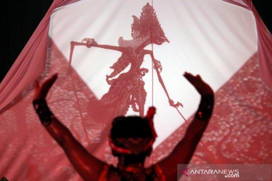 Pentas tari kolosal Krisnayana disiarkan secara daring