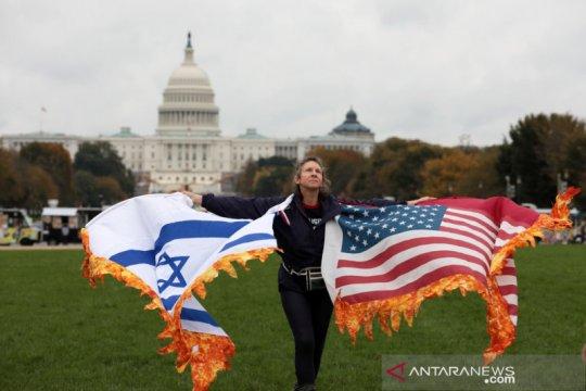 Israel: AS akan danai proyek riset di Tepi Barat dan Golan