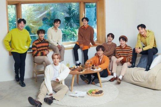 Album comeback Super Junior rilis Desember 2020