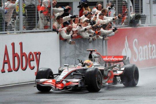 Kilas balik rekor 92 kemenangan Hamilton